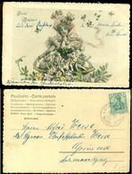 """Deutschland 1912 Phantasiekarte """"Prosit Neujahr"""" - Sin Clasificación"""