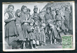 # - GRECE - Paysannes D'Epire (carte Vierge) - Grecia