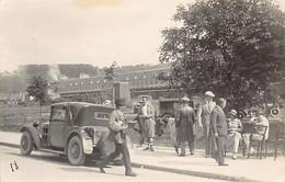 Steyr (OÖ) Blick Auf Die Fabriken - FOTOKARTE - Jahr 1928 - Steyr