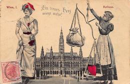 WIEN - Frauen, Die Ein Herz Wiegen - Wien Mitte
