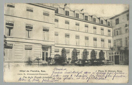 *** SPA ***  -  Hôtel De Flandre - Spa
