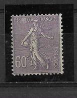 FRANCE   N° 200  **    NEUF SANS CHARNIERE - 1903-60 Semeuse A Righe