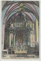 Poland - PRZEWORSK - Powiat Przeworski.- Wielki Oltarz W Kościele - Großer Altar In Der Kirche - Polonia