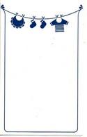 Geboortekaartje Jonas 18.11.1984 Wetteren Materniteit  Mededeling Prentje Image Faire Part De Naissance Ndl-talig - Nacimiento & Bautizo