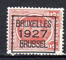 Belgique Préoblitéré N° 192 Bruxelles 1927 Brussel Lot 113 - Altri