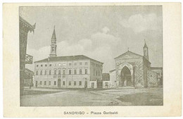 Cpa Italie - Sandrigo - Piazza Garibaldi - Andere