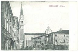 2 Cpa Italie - Breganze - Panorama / Piazza - Andere