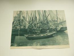 """Origineel Knipsel ( 7545 ) Uit Tijdschrift """" De Stad """" 1935 :   Ostende   Oostende - Oude Documenten"""