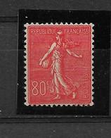 FRANCE   N° 203   NEUF SANS CHARNIERE - 1903-60 Semeuse Lignée