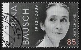 2015  75. Geburtstag Von Pina Bausch - Oblitérés