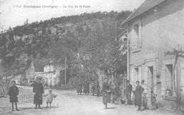 GRolejeac La Rue De La Poste - Otros Municipios