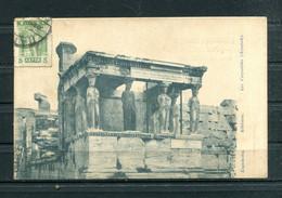 # - ATHENES - Les Caryatides (Acropolle) - Grecia