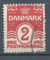 Danemark YT N°49a Oblitéré ° - Used Stamps