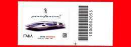 Nuovo - MNH - ITALIA - 2020 - 75 Anni Della Pinifarina Modulo – Logo - B - Barre 2055 - 6. 1946-.. Republic