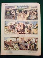 1914 Journal LE RIRE - LE TOUR DE FRANCE CYCLISTES Par NOLLAT - PRÉJEAN ETC... - 1850 - 1899