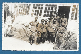 FOTO CARTOLINA FESTA DEL CORPO DELLA POLIZIA 1939 N°A33 - Polizei - Gendarmerie