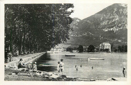 74 - ANNECY - BORDS DU LAC - Annecy