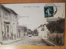Cpa Marseille Le Cabot Le Village - Otros