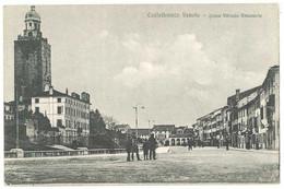 Cpa Italie - Castelfranco Veneto - Corso Vittorio Emanuele - Andere