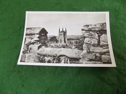 VINTAGE UK STAFFORDSHIRE: TAMWORTH St Editha's Church B&w - Sonstige