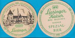 Liesinger Bier  Wien ( Bd 61 ) Österreich - Sotto-boccale