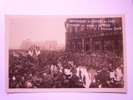 2020  -  7785  LIMOGES  (Haute-Vienne)  :  Funérailles Du Général En Chef  ALTMAYER Décédé à Limoges Le 1 Déc 1908   XXX - Limoges