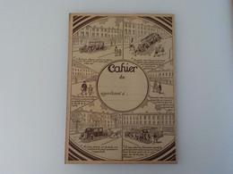 Ancien Protège-cahier Neuf Publicitaire Genre BD Offert Par A.C.L Automobile Club Lorrain Nancy Pub - Automobil