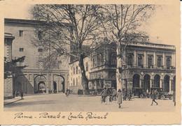 PARMA- PIAZZALE E TEATRO - Parma