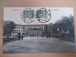 Warszawa .  Ogrod Saski - Pologne