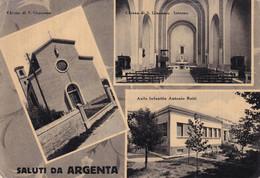 FERRARA- ARGENTA VEDUTE - Ferrara