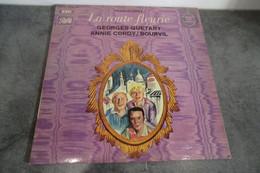 Disque - Georges Guetary/Annie Cordy/Bourvil - La Route Fleurie - Pathé 2 C 047 10532 - France - Opera / Operette
