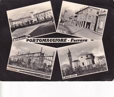 FERRARA- PORTOMAGGIORE VEDUTE - Ferrara