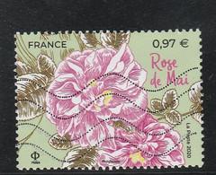 FRANCE 2020 ROSE DE MAI OBLITERE YT 5400 - Used Stamps