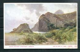 # - CORFOU - Vue Du Fort St Ange (carte Vierge) - Grecia