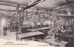 AMBERT - Une Usine De Chapelets (Maison Béraudy Et Cie) édition Librairie-Papeterie P. Thomas Puy-De-Dôme 63 - Ambert