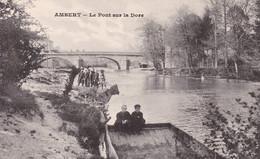 Ambert - Le Pont Sur La Dore édition Librairie-Papeterie P. Thomas Puy-De-Dôme 63 - Ambert