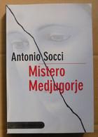 MISTERO MEDJUGORIE #  Antonio Socci  # 19x12,6 #  Piemme 2008 #  Perfettissimo, 216 Pagine - Libri, Riviste, Fumetti