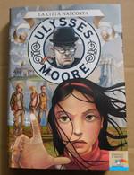 LA CITTA' NASCOSTA # Ulysses Moore # 21x15 #  Piemme 2008, 1^ Ed.  # 290 Pag. - Libri, Riviste, Fumetti