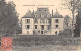 21-CHATILLON SUR SEINE-CHÂTEAU DU PETIT VERSAILLES-N°327-C/0211 - Chatillon Sur Seine