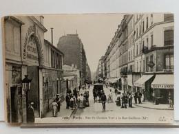 75 - PARIS - RUE DU CHEMIN VERT A LA RUE GUILHEM - ANIMÉE - - District 11