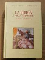 LA BIBBIA, Antico Testamento - Genesi .2 Samuele  # Mondadori, 2006 #22x14,5 #  412pag. - Libri, Riviste, Fumetti