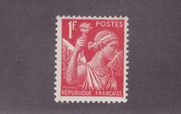 TIMBRE FRANCE N° 433 NEUF ** - 1939-44 Iris