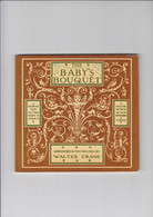 The Baby's Bouquêt - A Fresh Bunch Of Old Rhymes & Tunes - Walter Crane - Second Edition - Sagen/Legenden