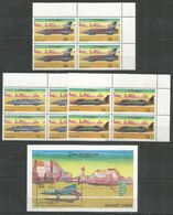 4x SOMALIA - MNH - Transport - Cars - Rocket Cars - Coches