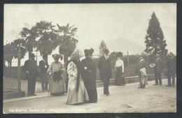 +++ CPA - Photo Carte - Foto Kaart - Famille Royale - Noblesse - REGINA MADRE In Villeggiatura STRESA  // - Case Reali