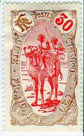 Cote Des Somalis 1909 Meharistes 30c  YT 74 - Nuovi