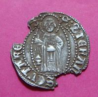 SCUTARI Serbia Albania Dalmatia VENICE Italia, Silver Grosso XII - XIII Century VERY RARE - Venedig