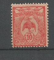 Timbre Colonie Francaises Nlle Calédonie  Neuf * N 92 - Unused Stamps