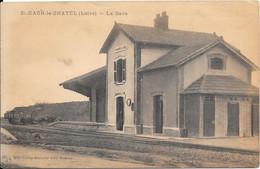 St HAON Le CHATEL - La Gare - Otros Municipios