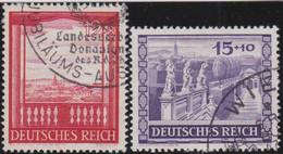 Deutsches Reich   .    Michel    .    804/805       .    O   .    Gebraucht .   /   .    Cancelled - Gebraucht
